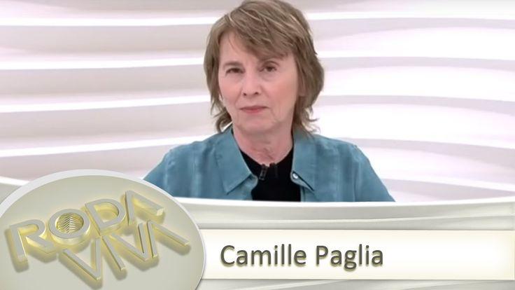 Roda Viva Internacional | Camille Paglia | 22/10/2015 - Camille fala, entre outros assuntos, de sua revisão do feminismo e comentará suas definições sobre a cultura ocidental.