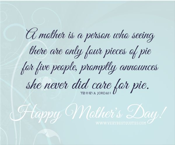 Happy Mother's Day Inspiring Quotes 2016