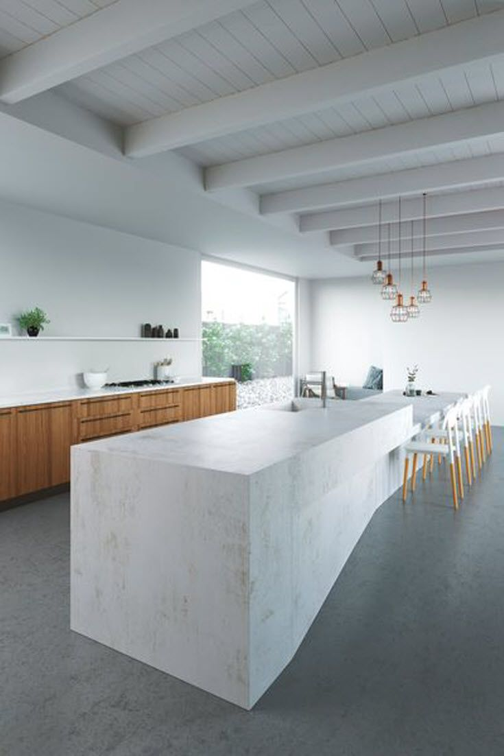 7 best Industrial images on Pinterest | Countertops, Kitchen ideas ...