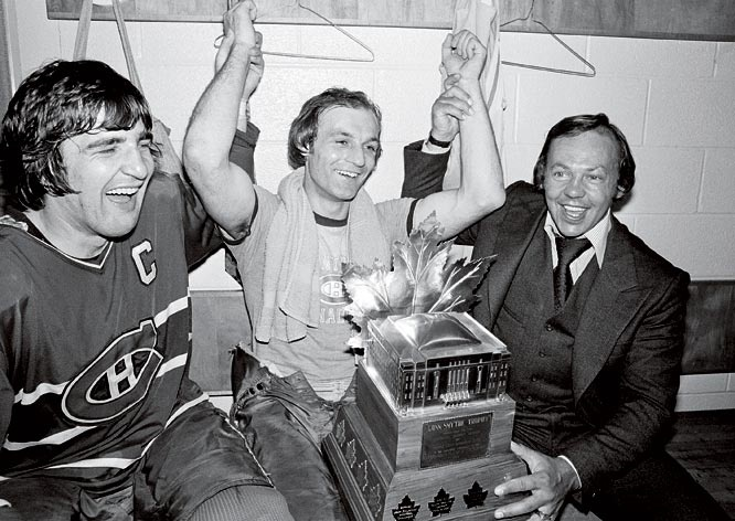 1977 | Montreal #Canadiens' Guy Lafleur.