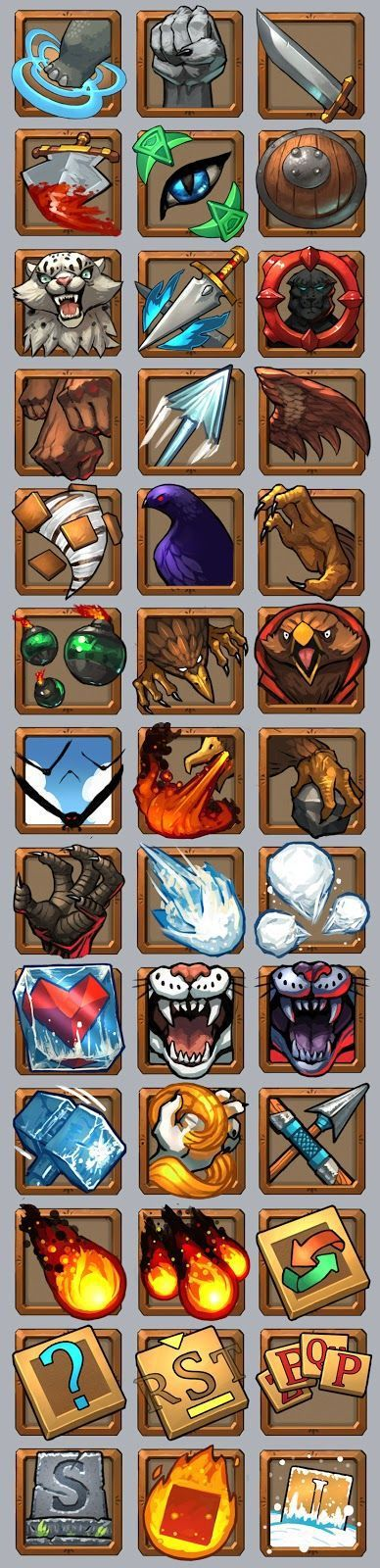More icons!!