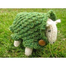 Kit tricot mouton. Mouton à tricoter MAEVE