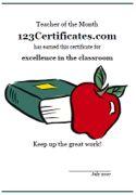 The 25+ best Teacher awards ideas on Pinterest