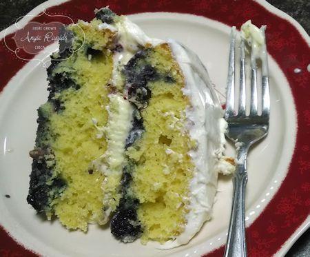 How Do You Make A White Cake Mix