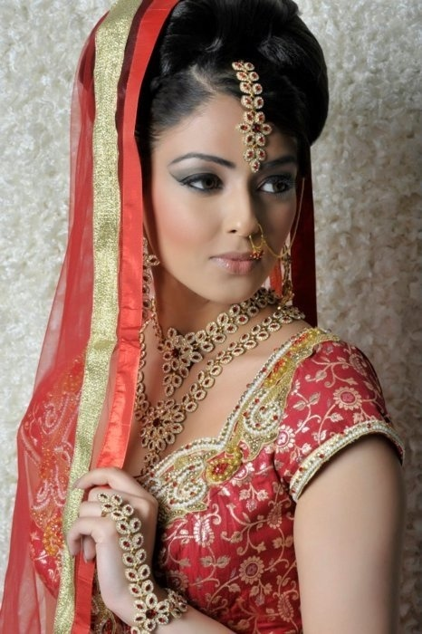 Really pretty bride
