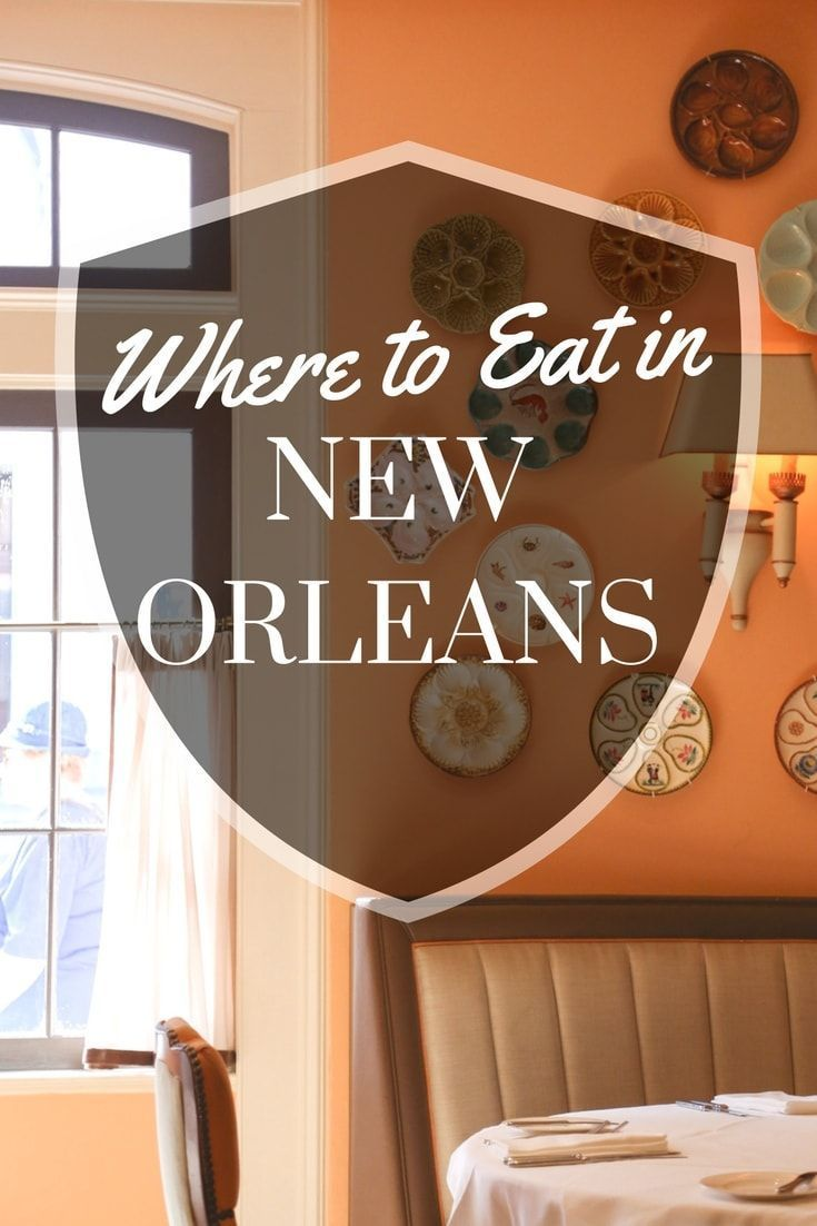 Iconic New Orleans: Where to See, Where to Go & Where to Eat. There are so many things to do in New Orleans that you could just stick to the big tourist attractions - but I think it�s important to incorporate a mix of activities into your New Orleans itin