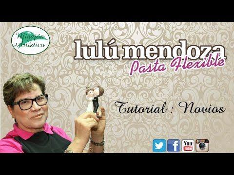 Lulu Mendoza Tutorial Novios - YouTube