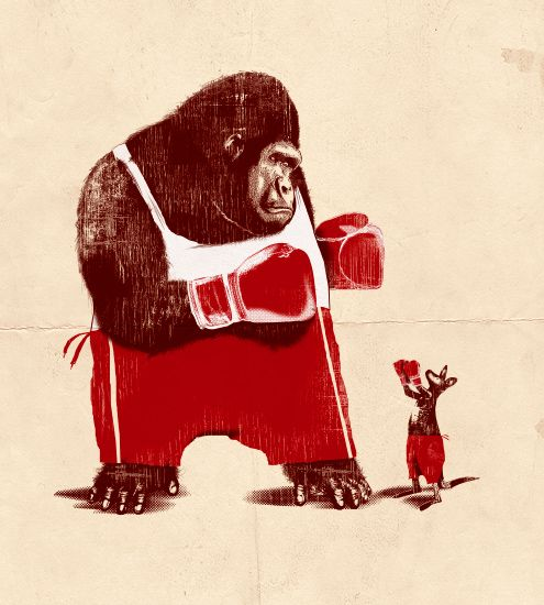 illustration by Joao Lauro Fonte  #Illustration