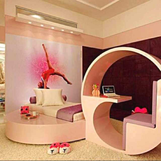 Cool Girly Bedrooms: Really Cool Bedroom
