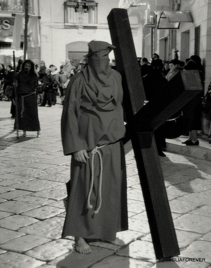 I Riti della Settimana Santa a Carbonara (Ba)
