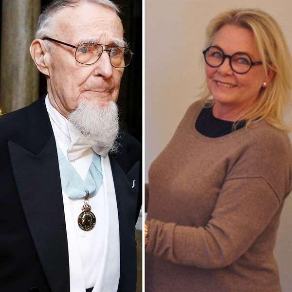 Eva var Ingvar Kamprads sekreterare och närmaste medarbetare   Dina pengar