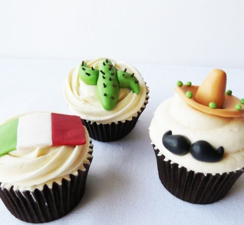 Unos cupcakes muy mexicanos que no puedes dejar de preparar | Me lo dijo Lola