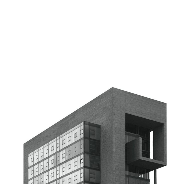 Uncluttered Black and White Architecture Photography – Fubiz Media