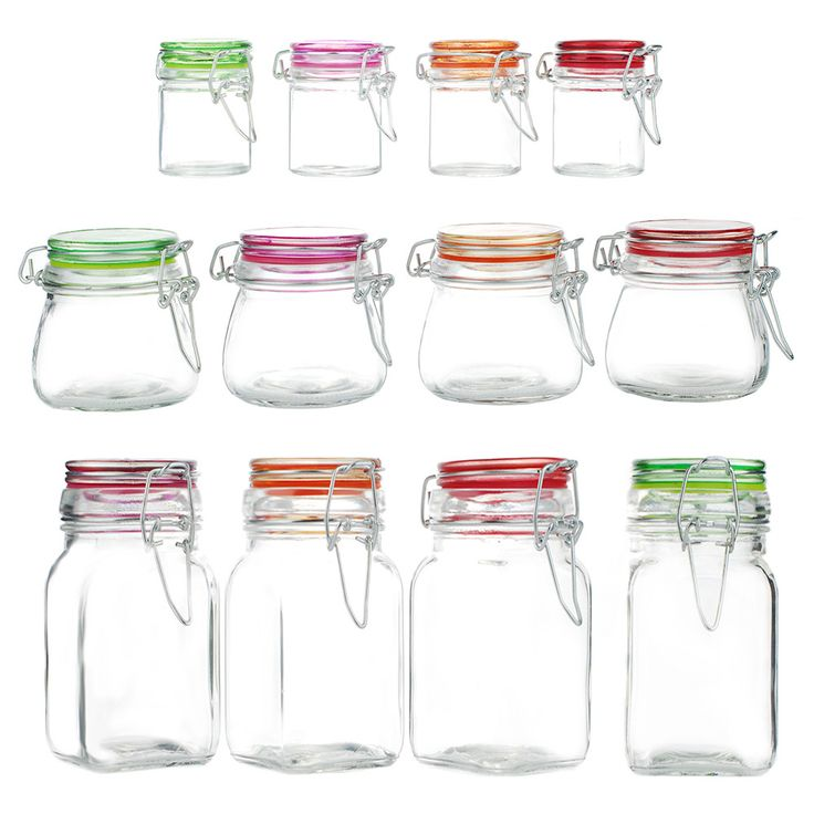 Go Green Glasslock Elements 30-Container Food Storage Set