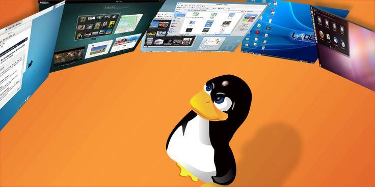 It's Your Choice: The Top 10 Linux Desktop Environments