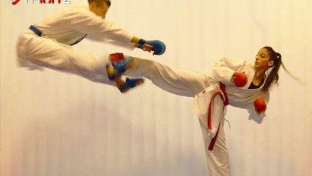 Αλεξάνδρα Παππά Karate / ΑΘΛΗΤΕΣ http://oxipiaponos.gr