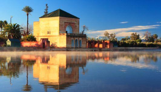 Conde Nast Traveler - Luxury India Vacation Sweepstakes