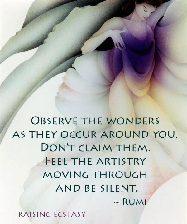 Observe the wonders as they occur around you. Inspiring #quotes and #affirmations by Calm Down Now, an empowering mobile app for overcoming anxiety. For iOS: http://cal.ms/1mtzooS For Android: http://cal.ms/NaXUeo