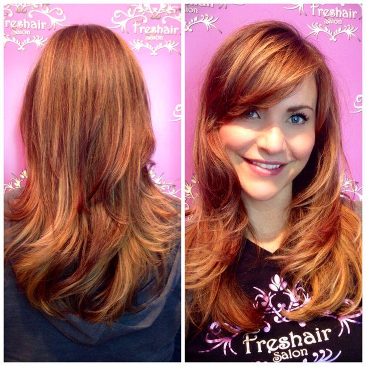 Keune Tinta Color Medium Copper Mahogany Brown 445 Hair Color Amp