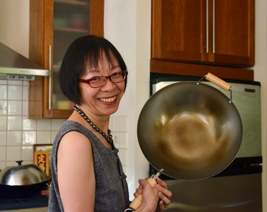 Master Quick and Healthy Wok Cooking: Grace Young's Best Stir-Fry Tips