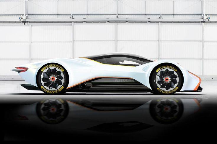 Aston Martin Red Bull Autocar
