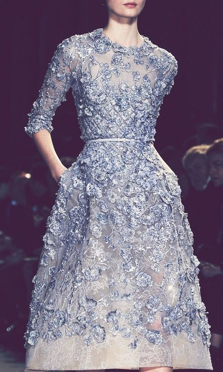 Elie Saab Haute Couture | @andwhatelse