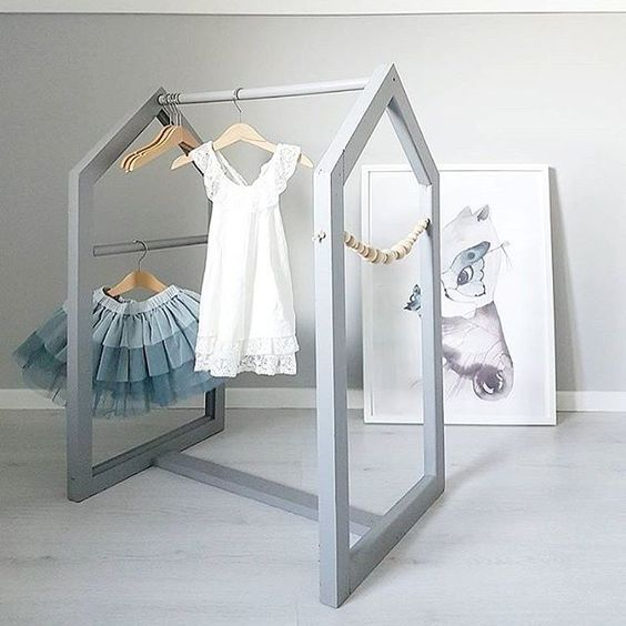 1000 Ideas About Clothes Racks On Pinterest Pipe Clothes Rack Wooden Clothes Rack And