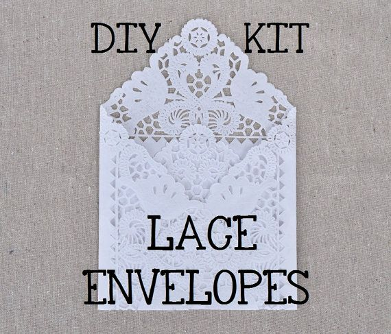 Best 25+ Diy lace wedding invitations ideas on Pinterest | DIY ...