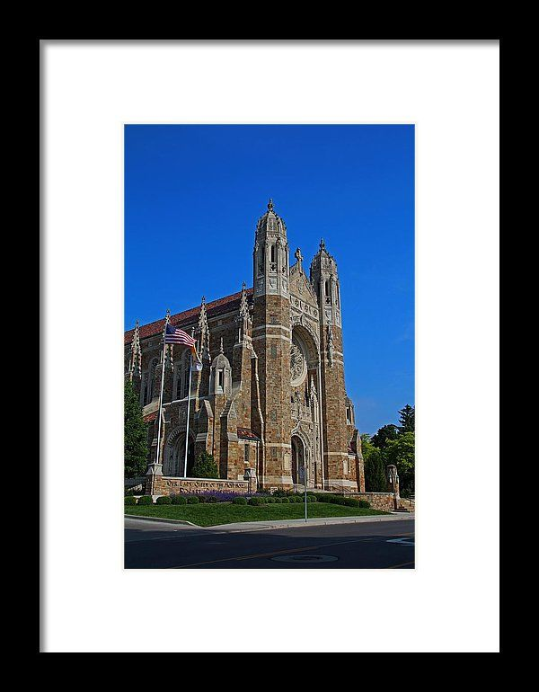 Old West End Our Lady Queen of the Most Holy Rosary Cathedral, toledo ohio, old west end, vintage, architecture, catholic church, michiale schneider photography