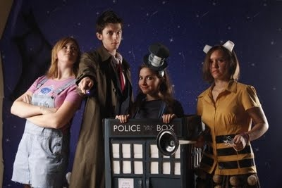 Doctor Who Halloween Costumes