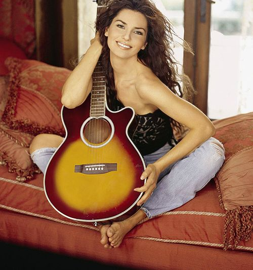 Picture of Shania Twain