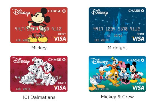 Disney Visa Debit
