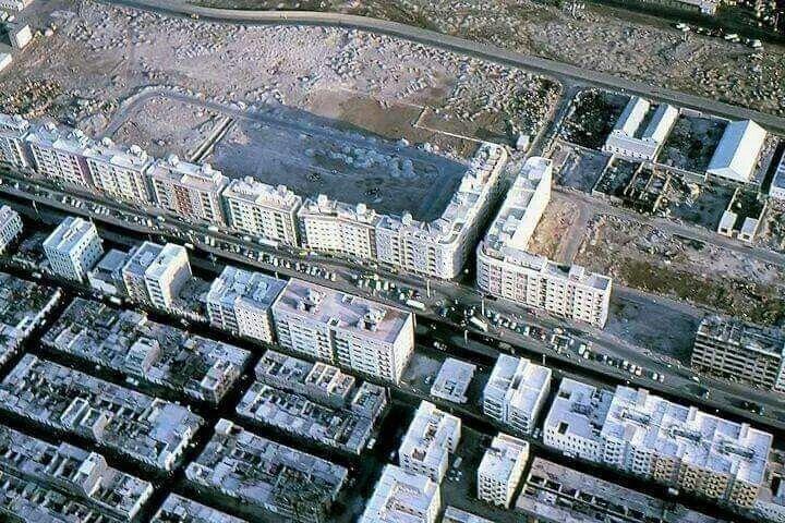 الشارع الرئيسي في المعلا Photo City Photo Aerial