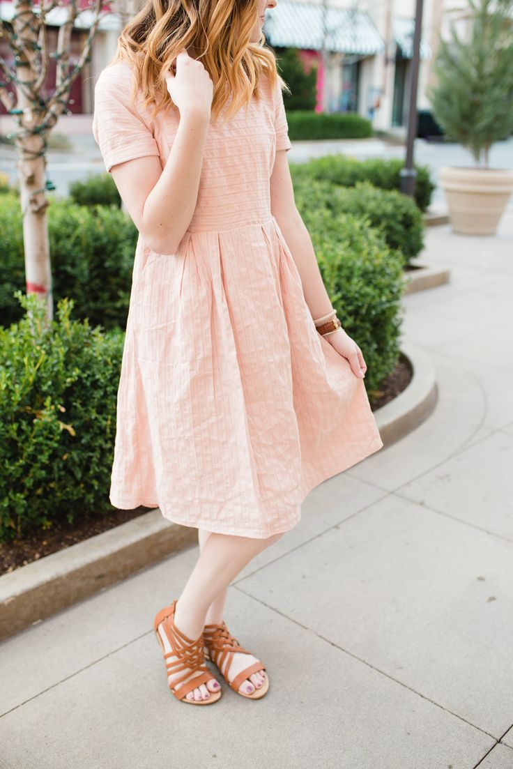 Easter Dress Outfit Inspiration, easter dress, easter sunday dress, easter outfit, modest easter dress, spring dress, spring outfit, modest dress, modest outfit, modest spring fashion