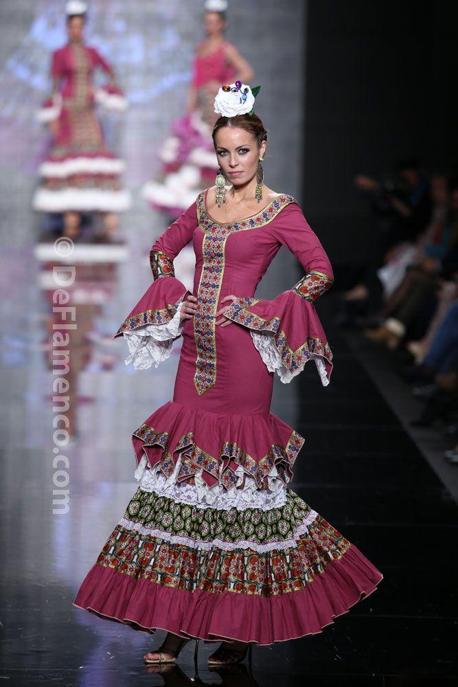 Carmen Vega 'Flamencas de aqui y alla' Simof 2014