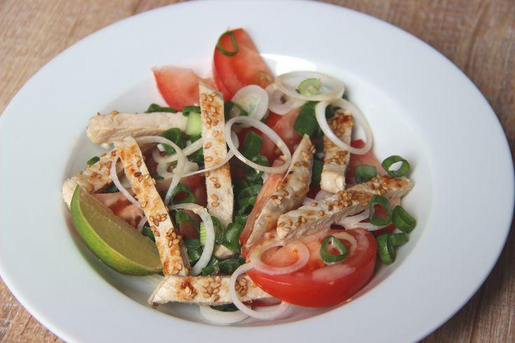 Oriental salad - Oosterse salade