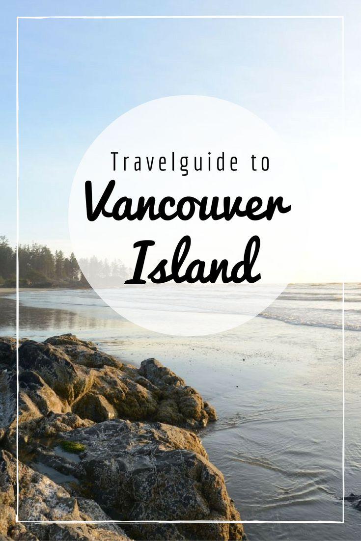 Cafés, Restaurants und Wanderwege in Ucluelet und Tofino, Vancouver Island