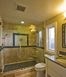 Bathroom and kitchen remodeling., cabinets, counters,showers, tile vanity, sinks,faucet, - Complete Construction Company - Castro Valley, California
