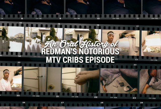 Fifteen years ago, and still the best episode ever!! Hahaha! An Oral History of Redman's Notorious MTV Cribs Episode