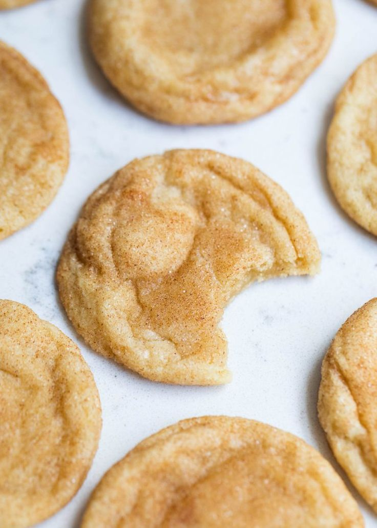 This super soft snickerdoodle cookie recipe will win you instant friends! It truly is the best. It's a classic recipe that makes soft and chewy cookies with lots of flavor every time.