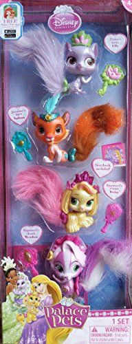 Disney Princess Palace Pets - 2014 Set of 4 Including Lily, Sultan, Daisy, and Meadow Blip Toys http://www.amazon.com/dp/B00LYFXLGA/ref=cm_sw_r_pi_dp_fHO7ub13GJ1KH