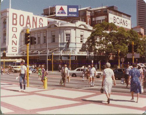 Perth, Western Australia, 1982