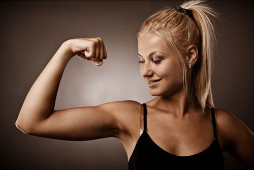 Wedding Day Flex: Get Toned Arms In Only 10 Minutes A Day!