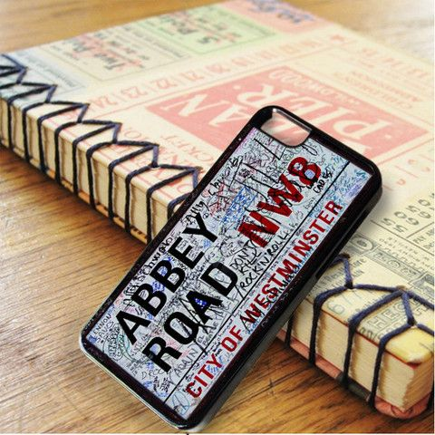 Abbey Road The Beattle iPhone SE Case