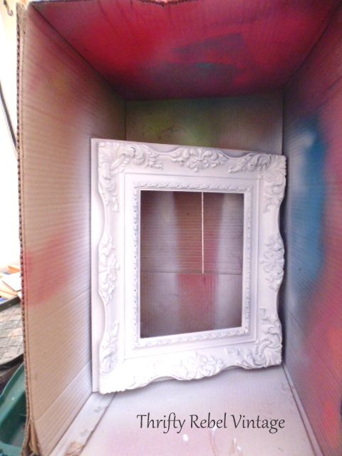 Paint Plastic Glasses Frame : Best 25+ Spray painting plastic ideas on Pinterest