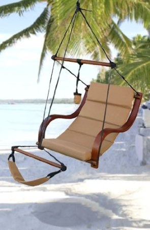 Want: Lounges Chairs, Air Hammocks, Chairs Tans, Chairs Hanging, Hammocks Lounges, Pads Hammocks, Hammocks Chairs, Chairs Ideas, Hanging Lounges