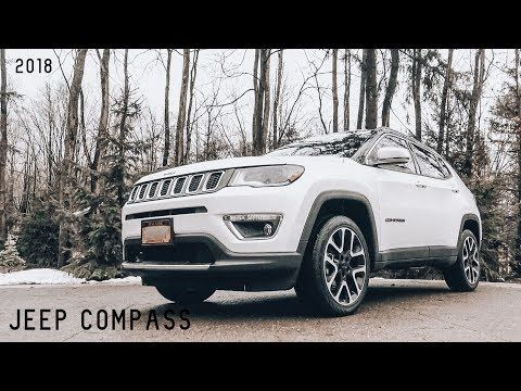2018 Jeep Compass Limited Review Test Drive Youtube Accesorios