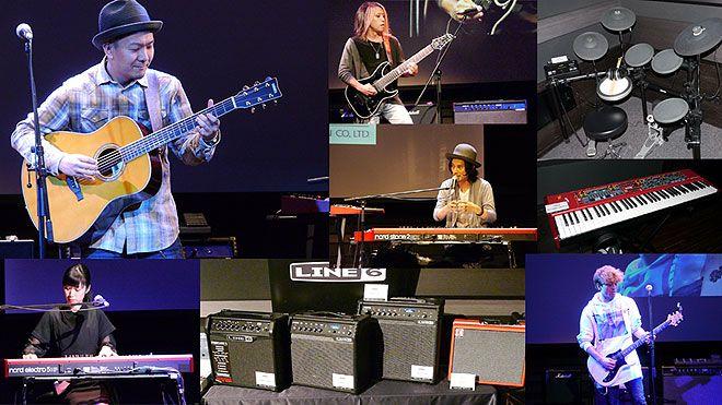 ヤマハミュージックジャパンが10月13日に新製品発表会を開催、8ブランド40を超える新製品(アクセサリ含...