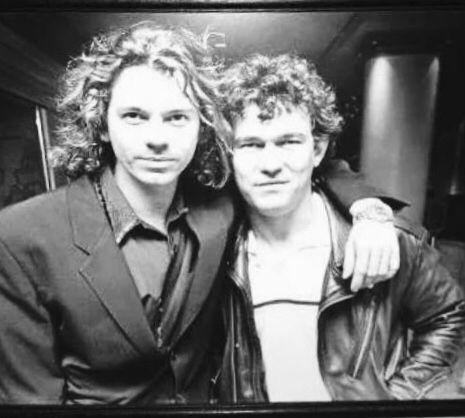 Michael & Jimmy Barnes