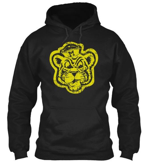 Vintage Mizzou Tiger Hoodie ONLY $25. Get your unique Missouri Tiger Sweatshirt while supplies last.